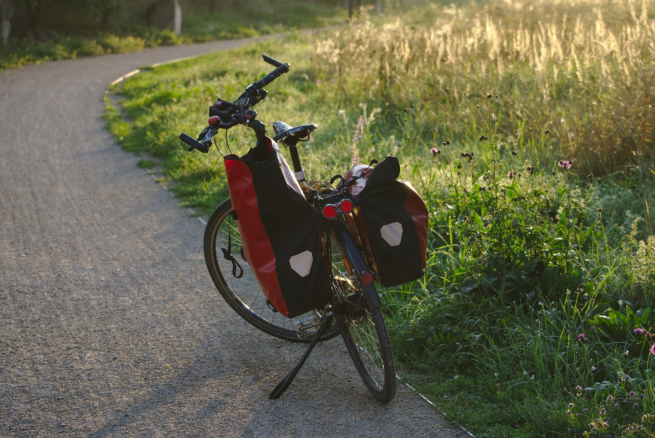 Fahrradtaschen - das nützliche Zubehör für jedes Fahrrad